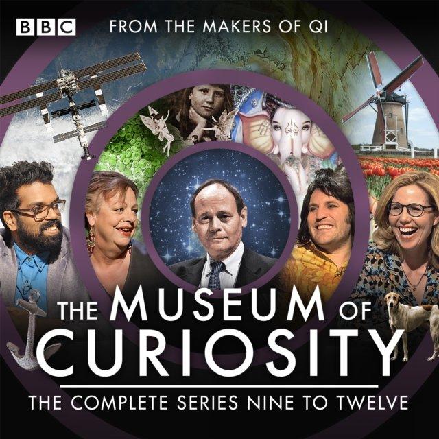 Museum of Curiosity: Series 9-12 - Audiobook (Książka audio MP3) do pobrania w całości w archiwum ZIP