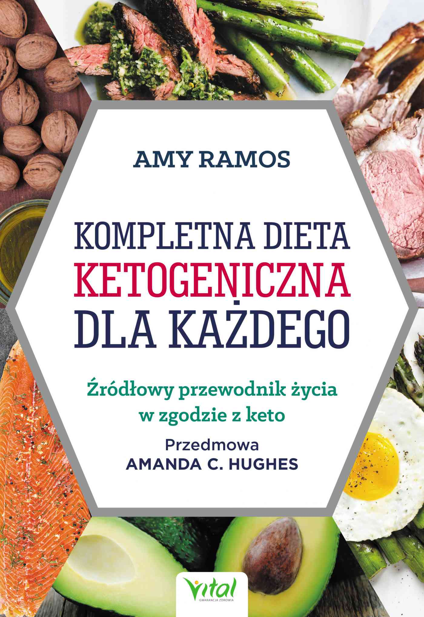 Kompletna dieta ketogeniczna dla każdego. Źródłowy poradnik życia w zgodzie z keto - Ebook (Książka PDF) do pobrania w formacie PDF