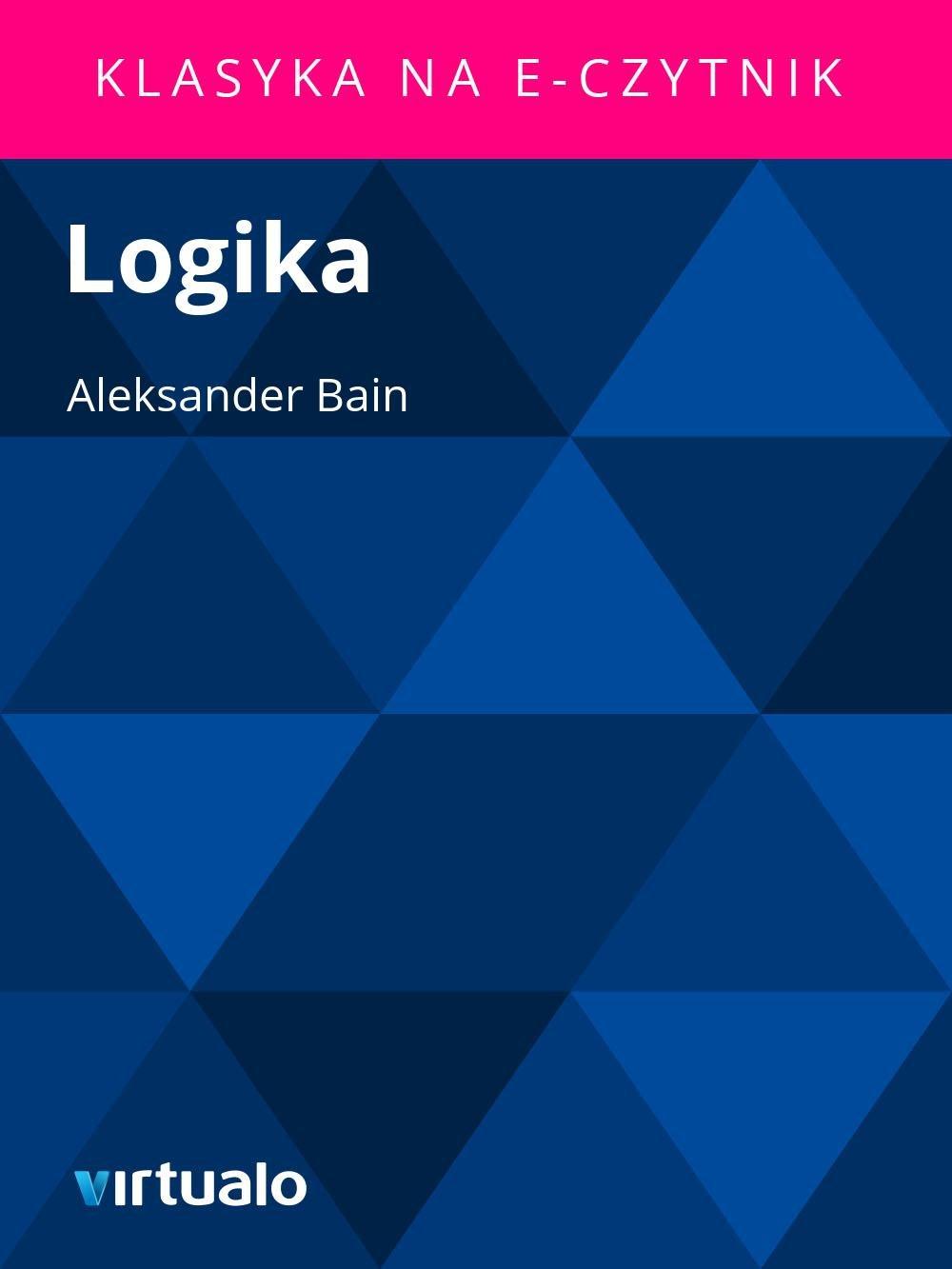 Logika - Ebook (Książka EPUB) do pobrania w formacie EPUB