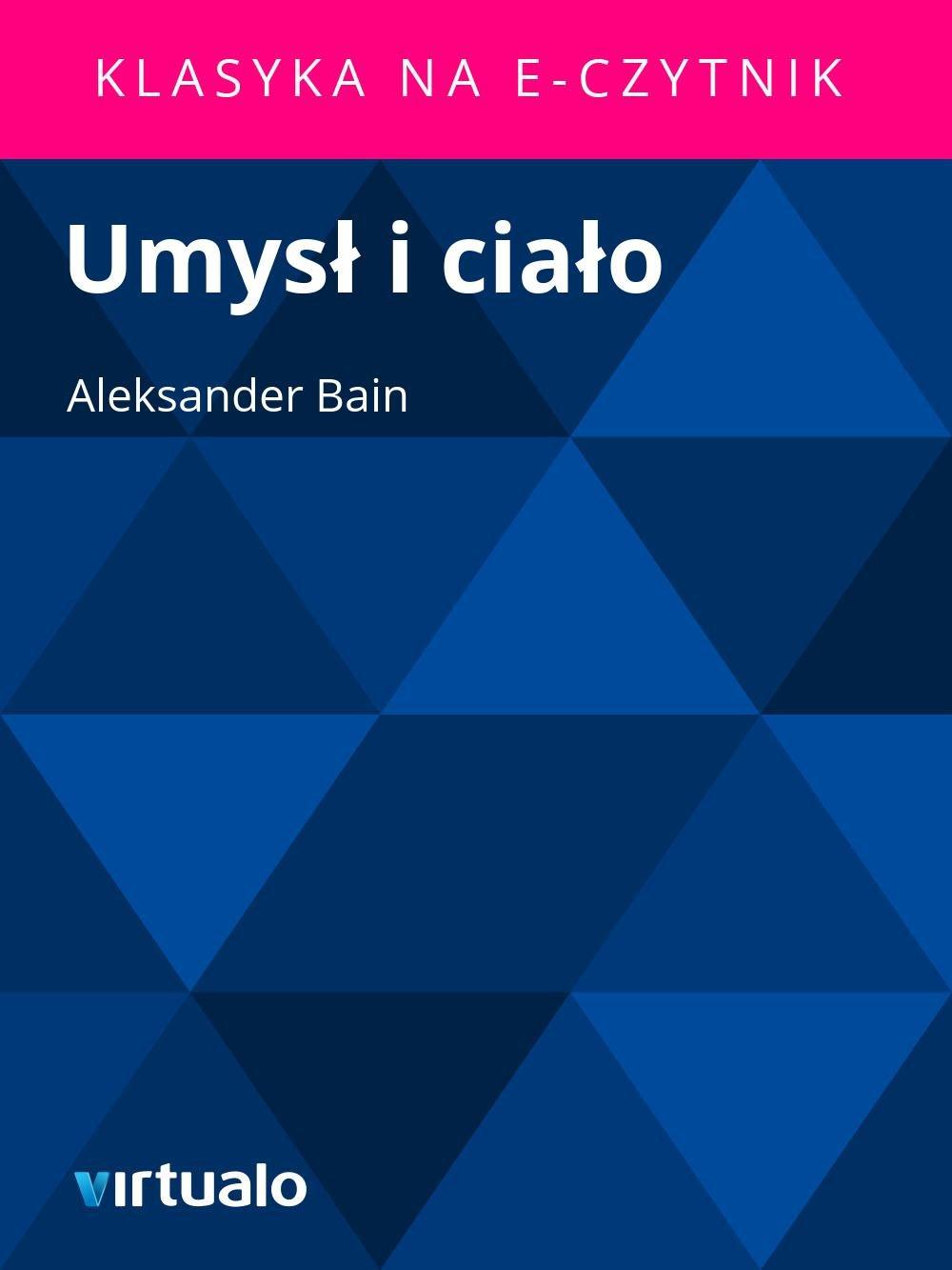 Umysł i ciało - Ebook (Książka EPUB) do pobrania w formacie EPUB