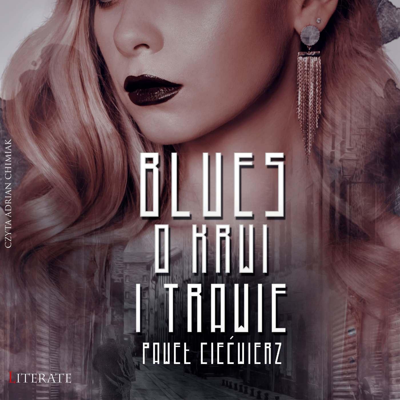 Blues o krwi i trawie - Audiobook (Książka audio MP3) do pobrania w całości w archiwum ZIP