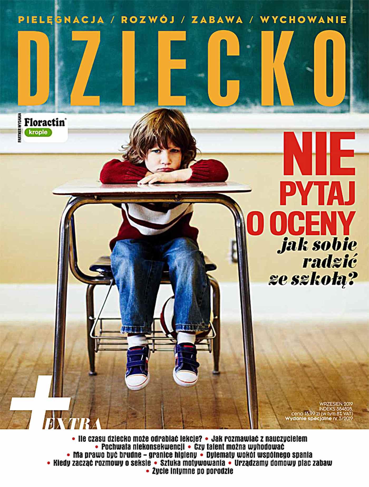 Dziecko. Wydanie Specjalne  3/2019 - Ebook (Książka EPUB) do pobrania w formacie EPUB
