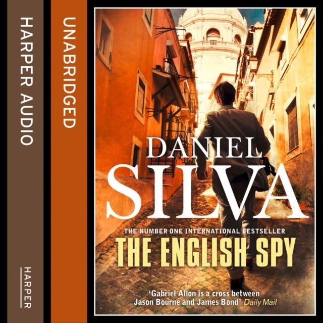 English Spy - Audiobook (Książka audio MP3) do pobrania w całości w archiwum ZIP