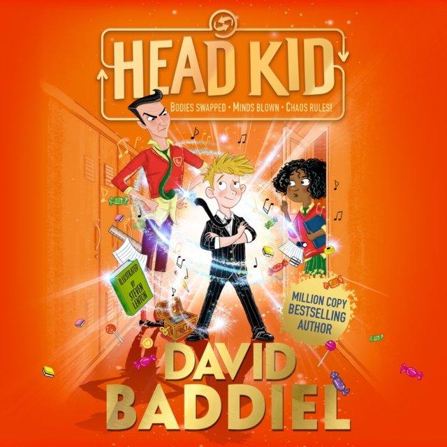 Head Kid - Audiobook (Książka audio MP3) do pobrania w całości w archiwum ZIP