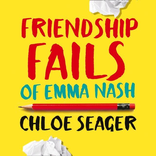 Friendship Fails of Emma Nash - Audiobook (Książka audio MP3) do pobrania w całości w archiwum ZIP