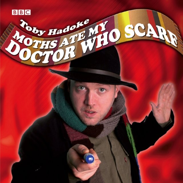 Moths Ate My Doctor Who Scarf - Audiobook (Książka audio MP3) do pobrania w całości w archiwum ZIP