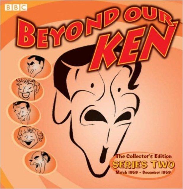 Beyond Our Ken The Collector's Edition - Audiobook (Książka audio MP3) do pobrania w całości w archiwum ZIP