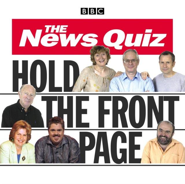 News Quiz: Hold The Front Page - Audiobook (Książka audio MP3) do pobrania w całości w archiwum ZIP