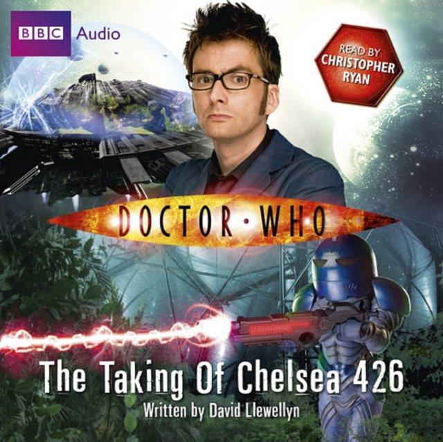 Doctor Who: The Taking Of Chelsea 426 - Audiobook (Książka audio MP3) do pobrania w całości w archiwum ZIP