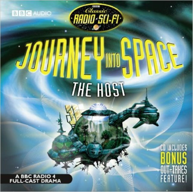 Journey Into Space  The Host (Classic Radio Sci-Fi) - Audiobook (Książka audio MP3) do pobrania w całości w archiwum ZIP