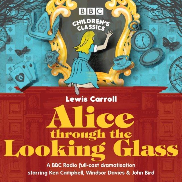 Alice Through the Looking Glass - Audiobook (Książka audio MP3) do pobrania w całości w archiwum ZIP