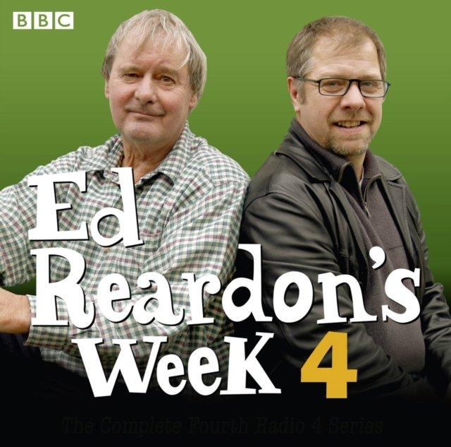 Ed Reardon's Week: The Complete Fourth Series - Audiobook (Książka audio MP3) do pobrania w całości w archiwum ZIP