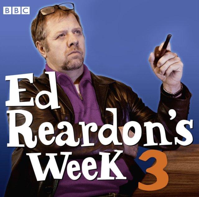 Ed Reardon's Week: The Complete Third Series - Audiobook (Książka audio MP3) do pobrania w całości w archiwum ZIP