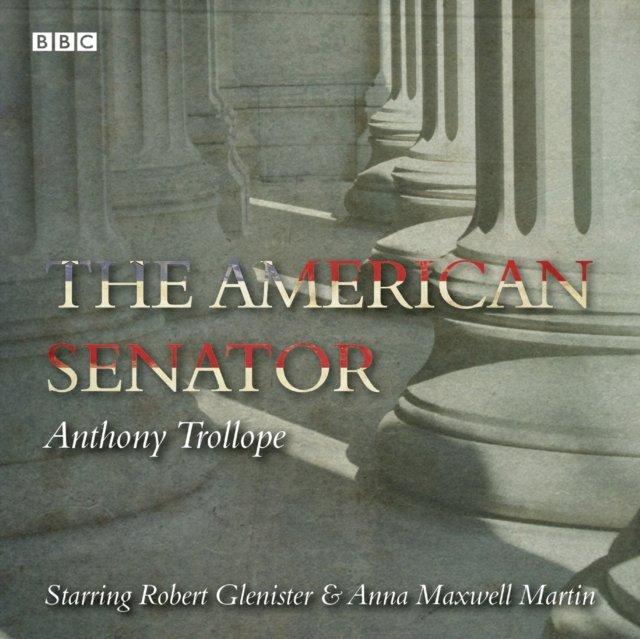 American Senator - Audiobook (Książka audio MP3) do pobrania w całości w archiwum ZIP
