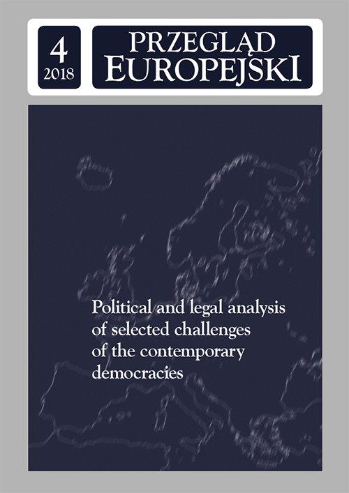 Przegląd Europejski 2018/4 - Ebook (Książka PDF) do pobrania w formacie PDF