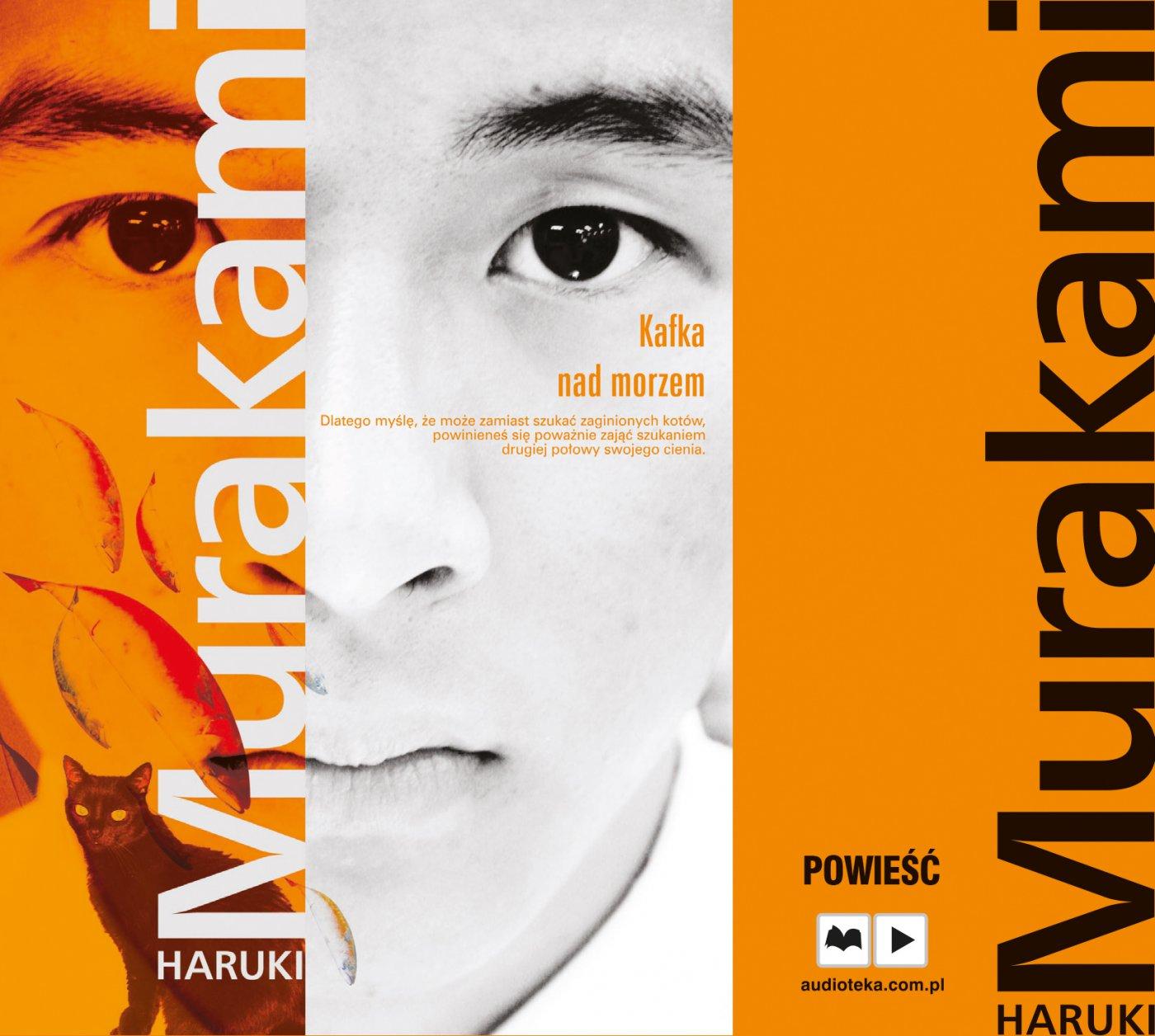 Kafka nad morzem - Audiobook (Książka audio MP3) do pobrania w całości w archiwum ZIP