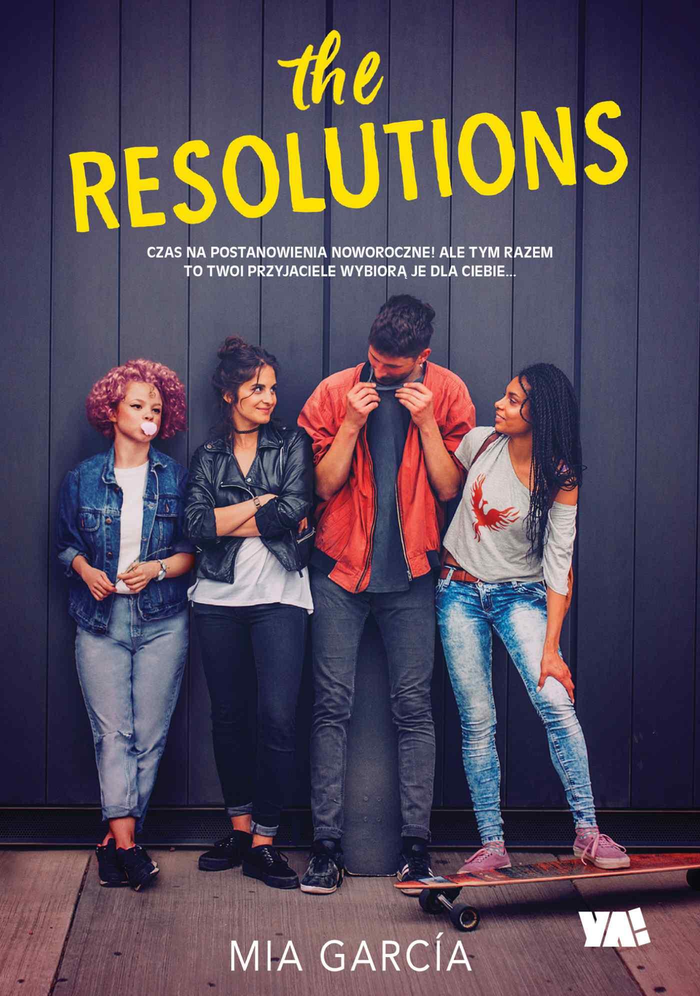 The Resolutions - Ebook (Książka EPUB) do pobrania w formacie EPUB