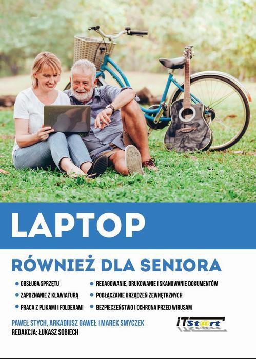 Laptop również dla seniora - ebook
