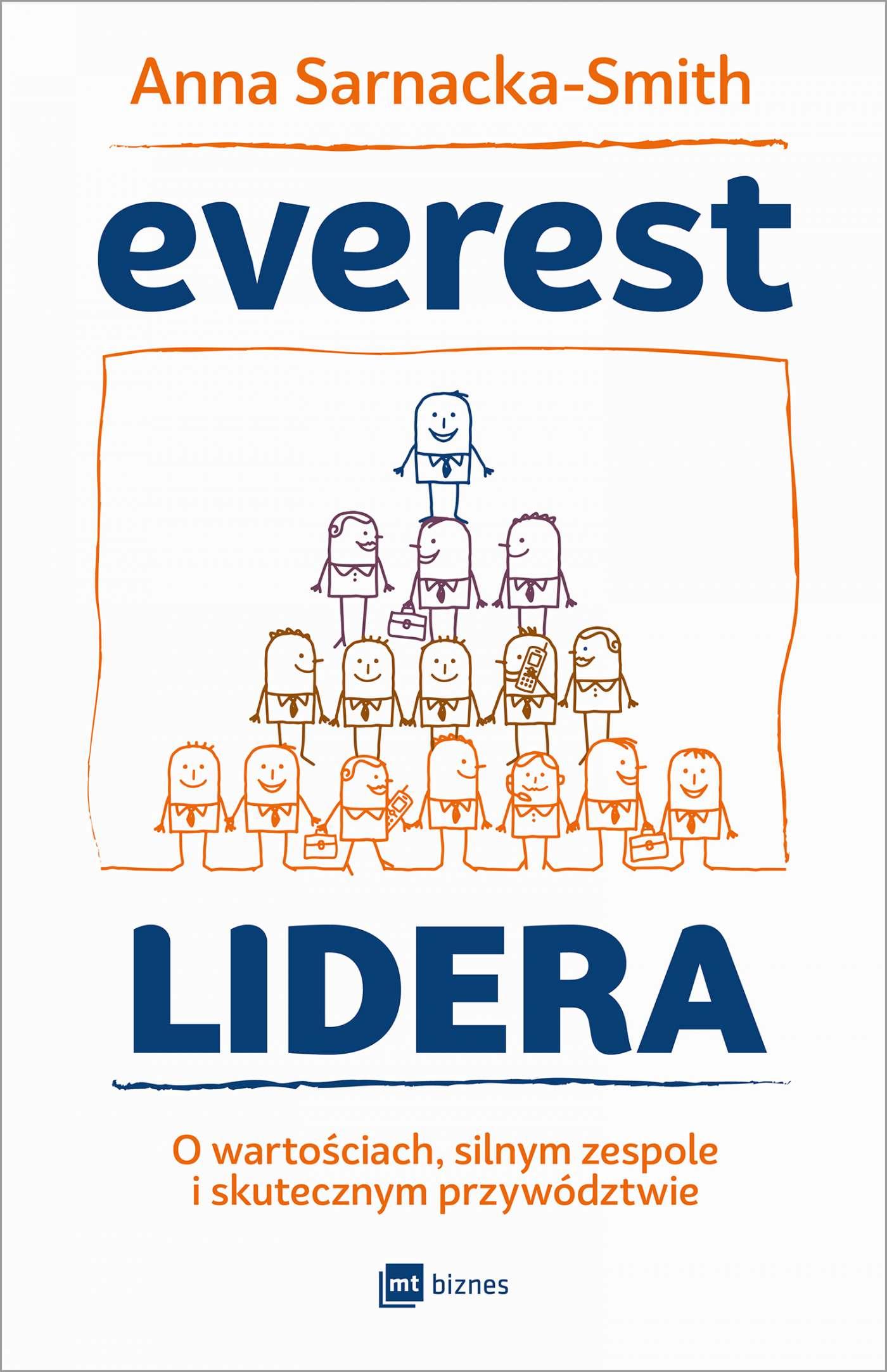 Everest Lidera. O wartościach, silnym zespole i skutecznym przywództwie - Audiobook (Książka audio MP3) do pobrania w całości w archiwum ZIP