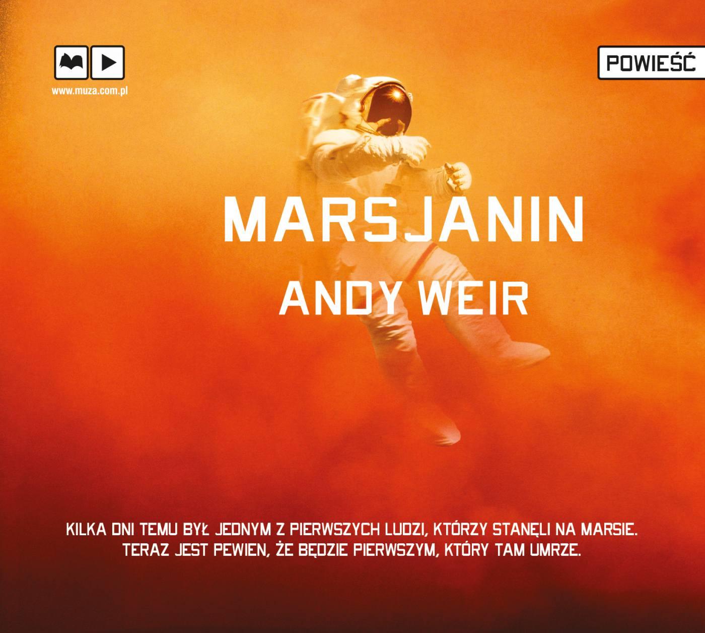 Marsjanin - Audiobook (Książka audio MP3) do pobrania w całości w archiwum ZIP