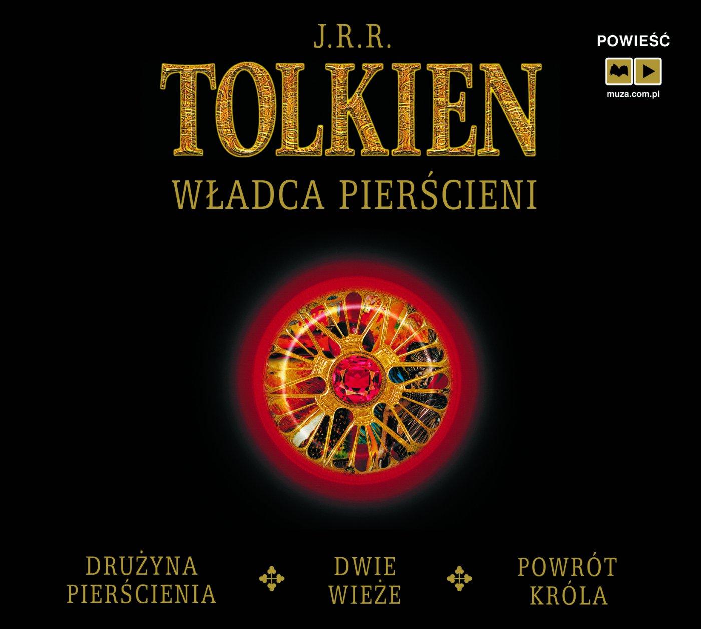 Władca Pierścieni J R R Tolkien Audiobook Virtualo Pl