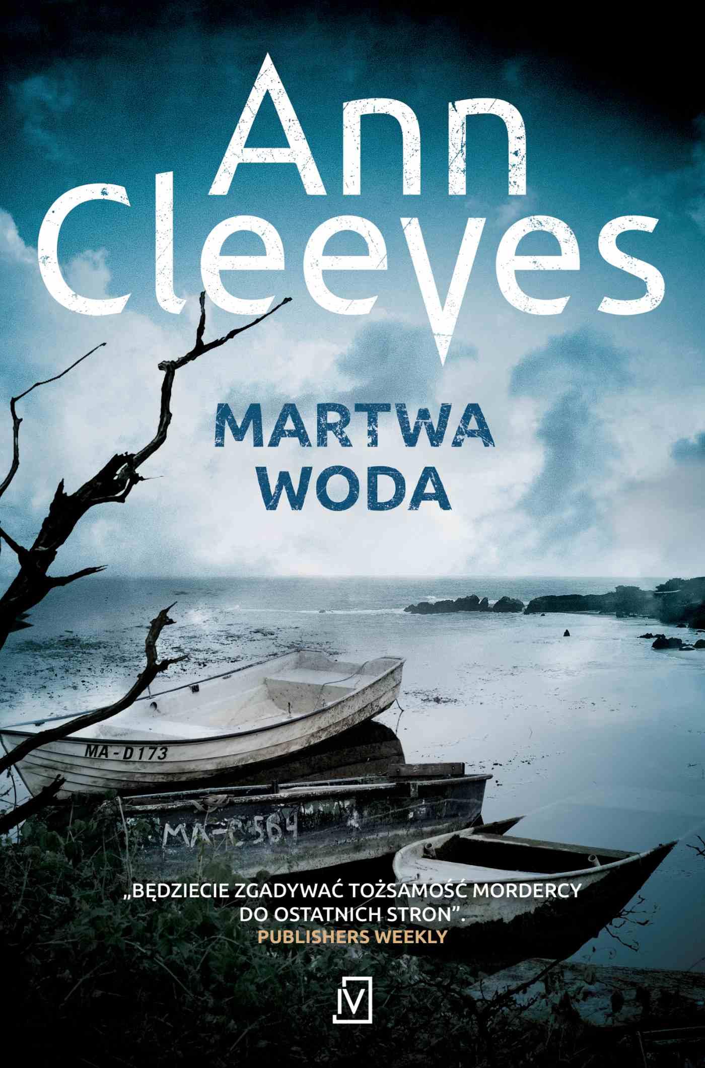 Martwa woda - Ebook (Książka na Kindle) do pobrania w formacie MOBI