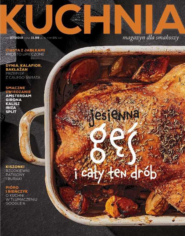 Kuchnia 7/2019 - Ebook (Książka PDF) do pobrania w formacie PDF