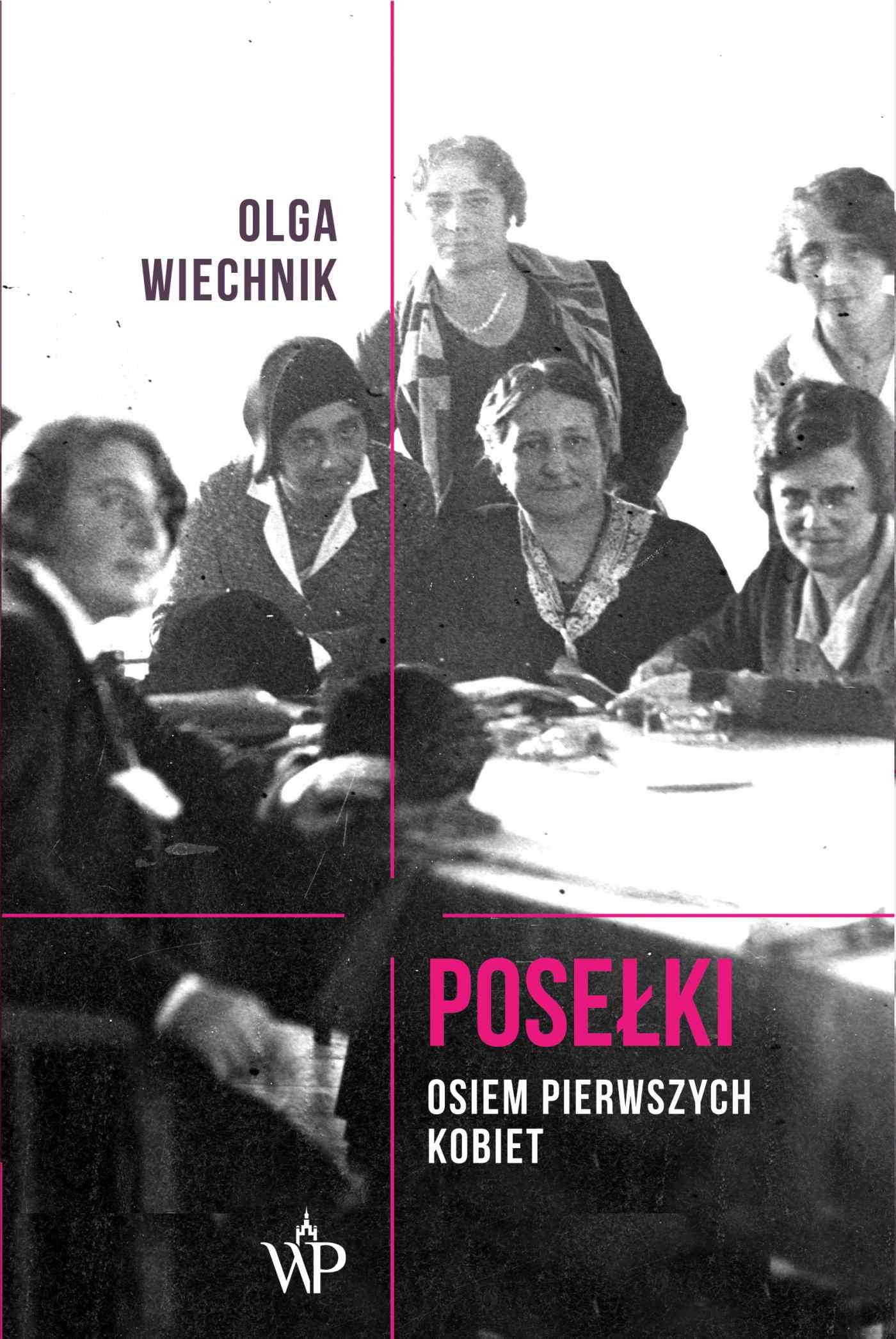 Posełki. Osiem pierwszych kobiet - Audiobook (Książka audio MP3) do pobrania w całości w archiwum ZIP