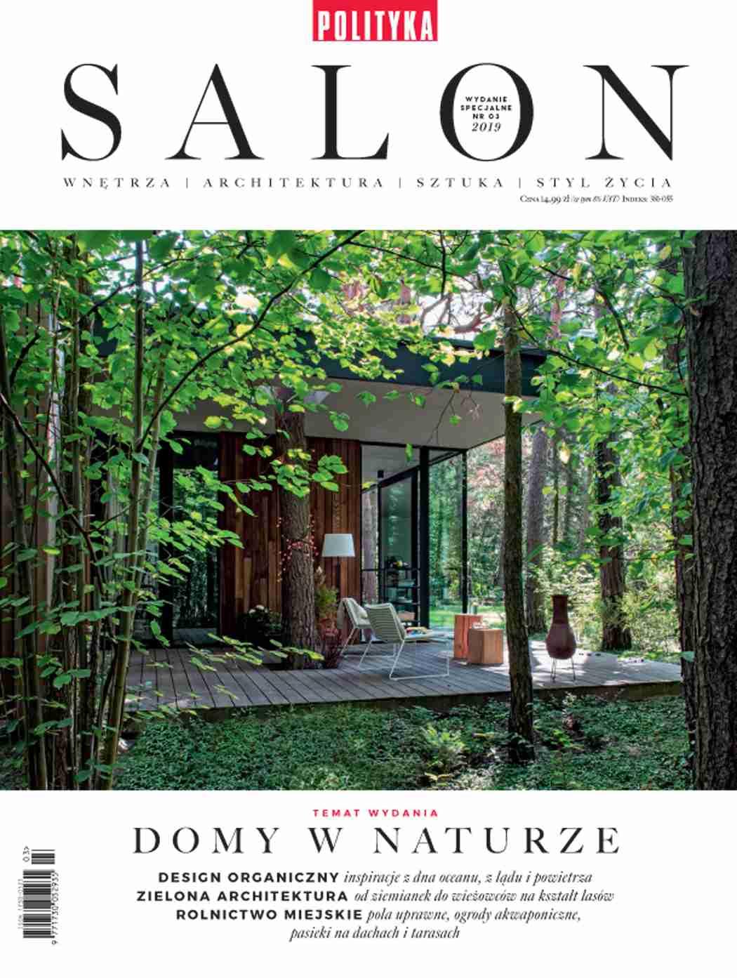 Polityka. Salon. Wydanie specjalne 3/2019 - Ebook (Książka PDF) do pobrania w formacie PDF