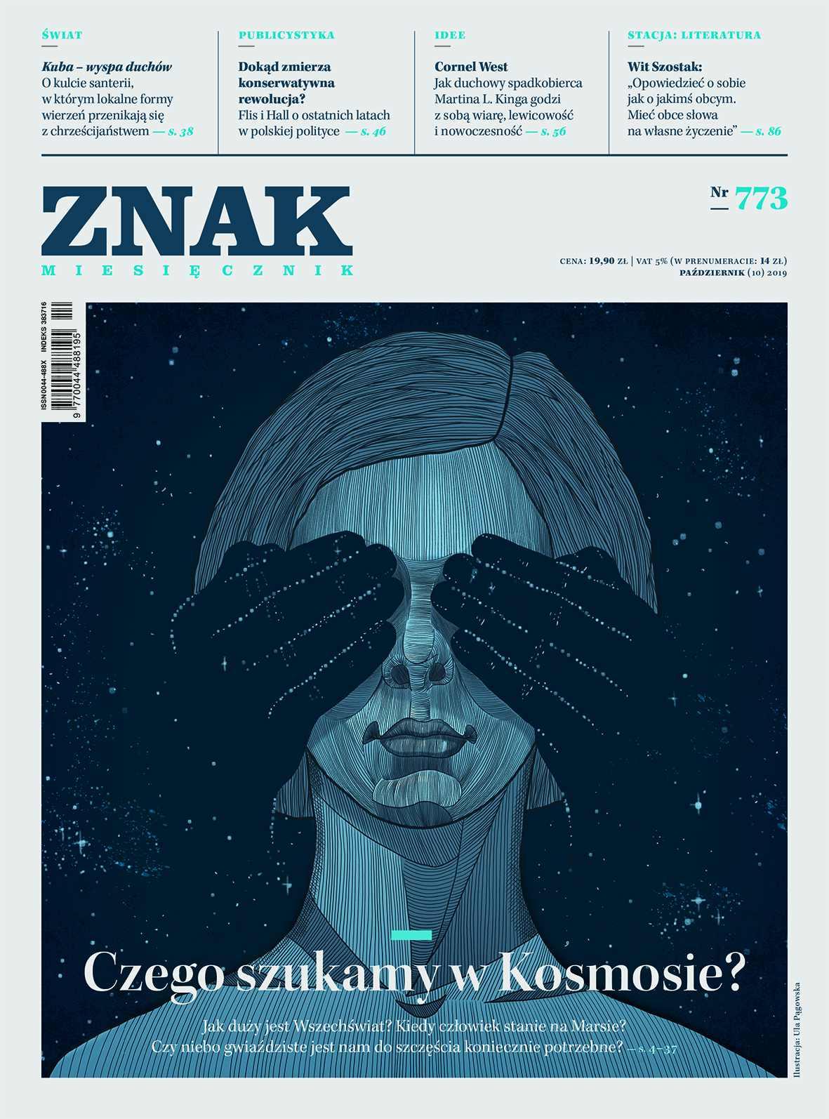 Miesięcznik Znak nr 773: Czego szukamy w Kosmosie? - Ebook (Książka EPUB) do pobrania w formacie EPUB