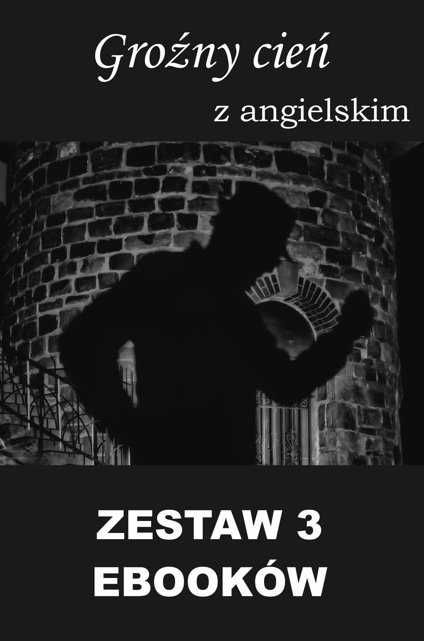 3 ebooki: Groźny cień, Tłumacz grecki, Nauka angielskiego z książką dwujęzyczną - Ebook (Książka PDF) do pobrania w formacie PDF
