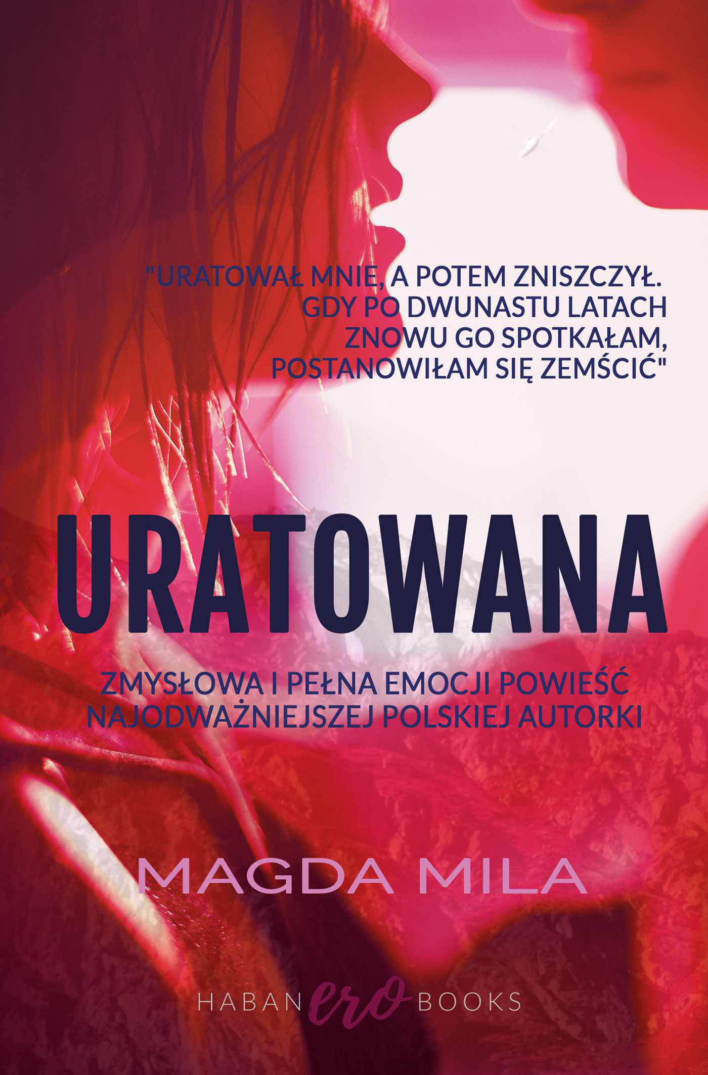 Uratowana - Ebook (Książka EPUB) do pobrania w formacie EPUB