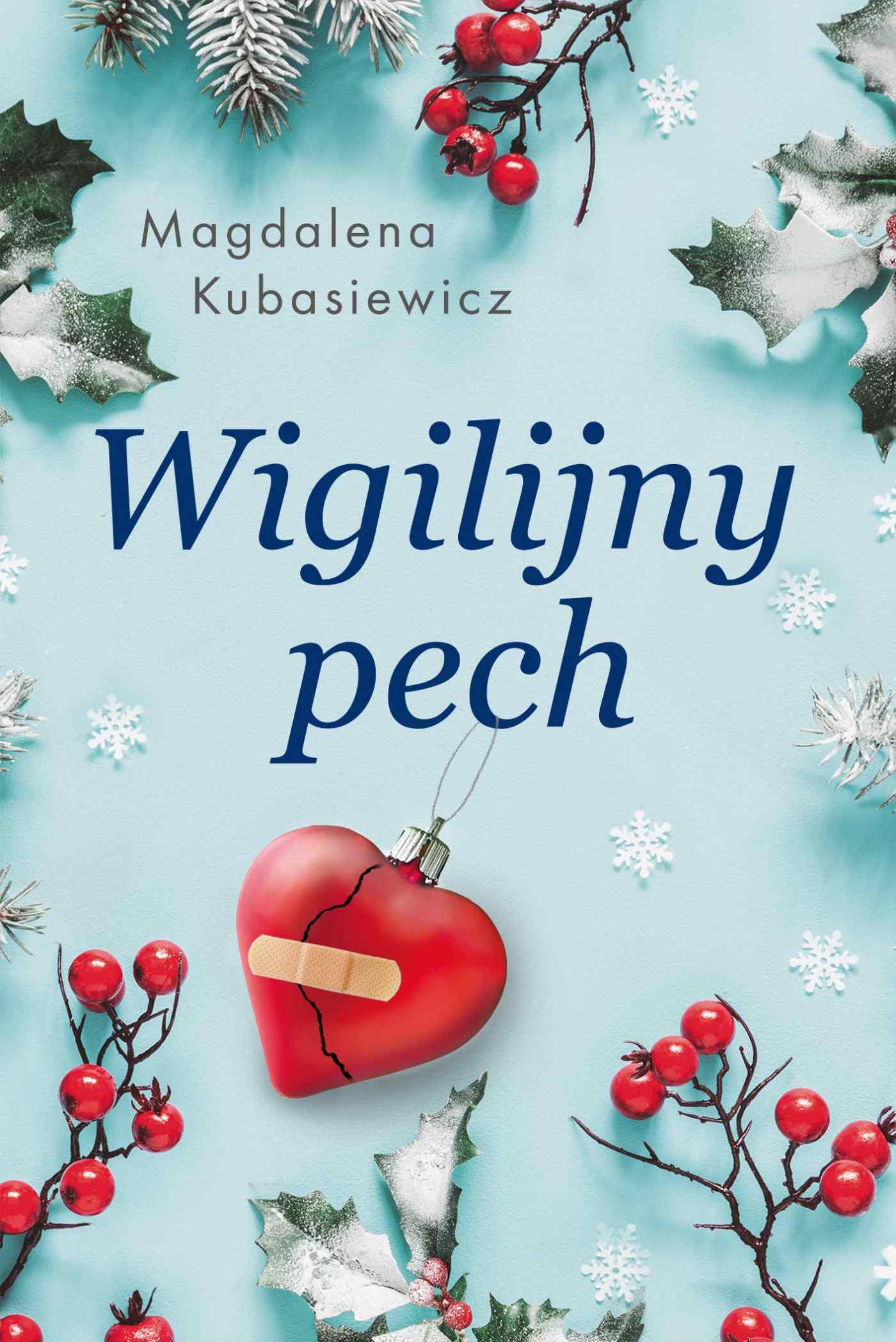 Wigilijny pech - Ebook (Książka EPUB) do pobrania w formacie EPUB