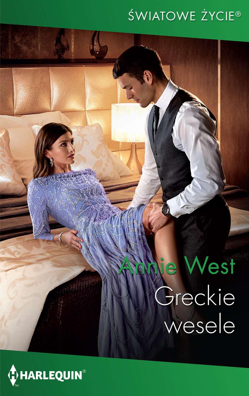 Greckie wesele - Ebook (Książka EPUB) do pobrania w formacie EPUB