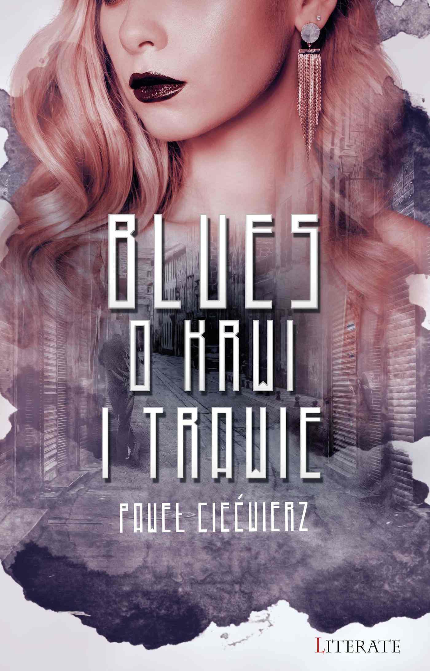 Blues o krwi i trawie - Ebook (Książka na Kindle) do pobrania w formacie MOBI