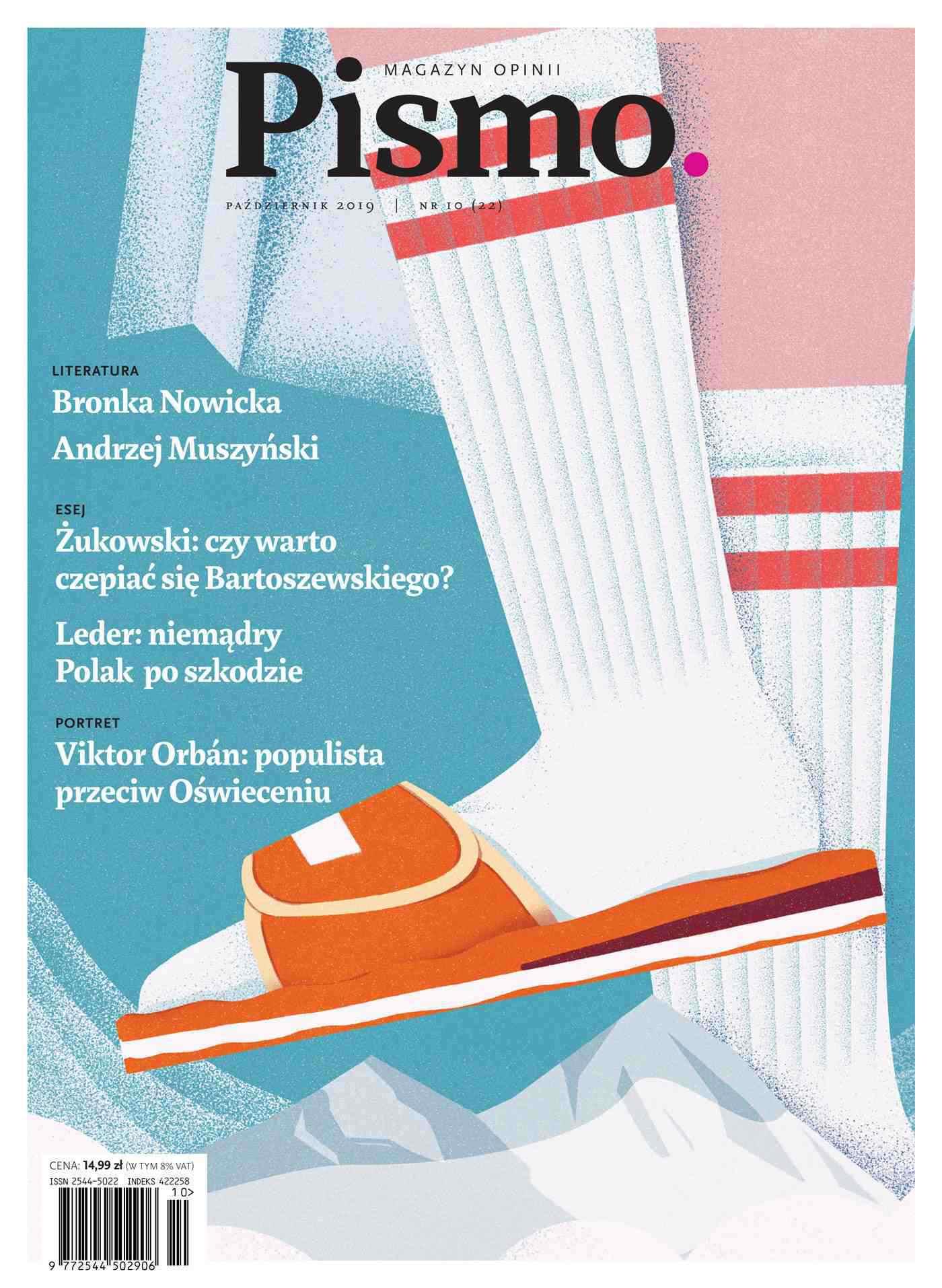 Pismo. Magazyn Opinii 10/2019 - Ebook (Książka PDF) do pobrania w formacie PDF