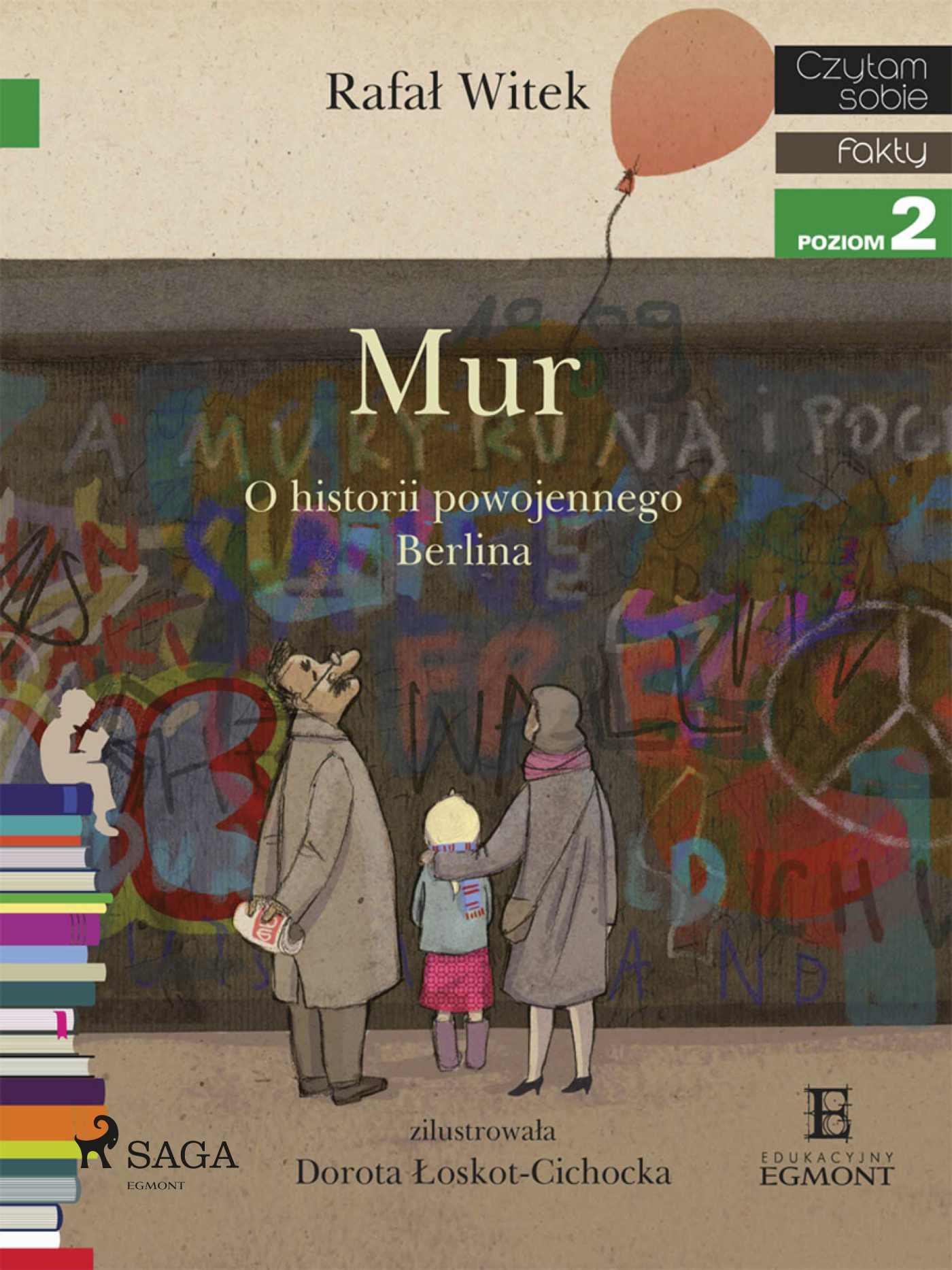 Mur - Ebook (Książka EPUB) do pobrania w formacie EPUB