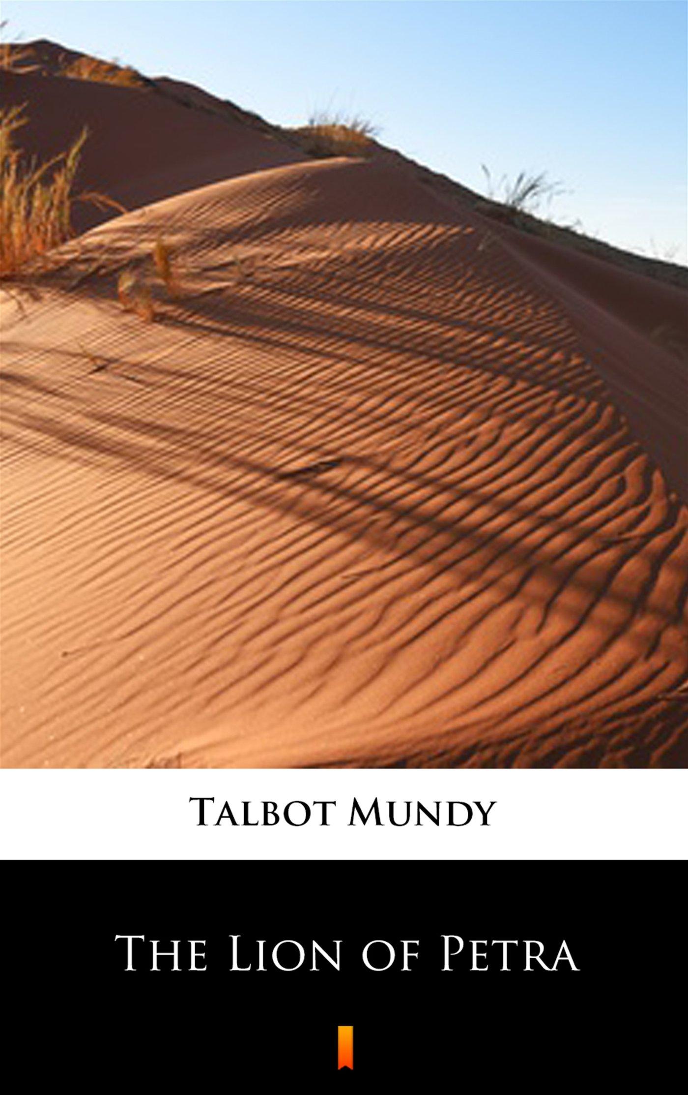 The Lion of Petra - Ebook (Książka na Kindle) do pobrania w formacie MOBI