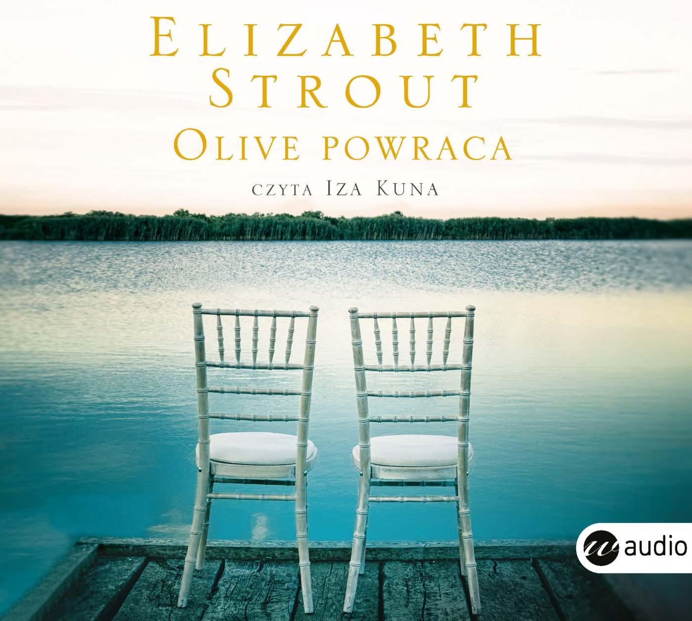 Olive powraca - Audiobook (Książka audio MP3) do pobrania w całości w archiwum ZIP