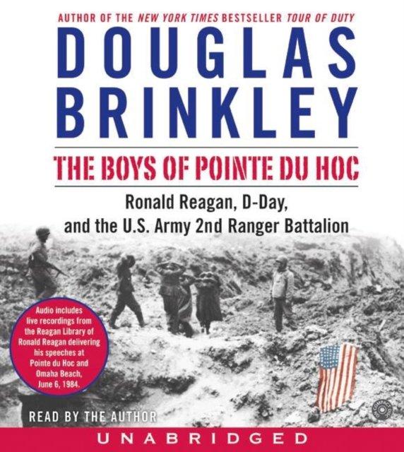 Boys of Pointe du Hoc - Audiobook (Książka audio MP3) do pobrania w całości w archiwum ZIP