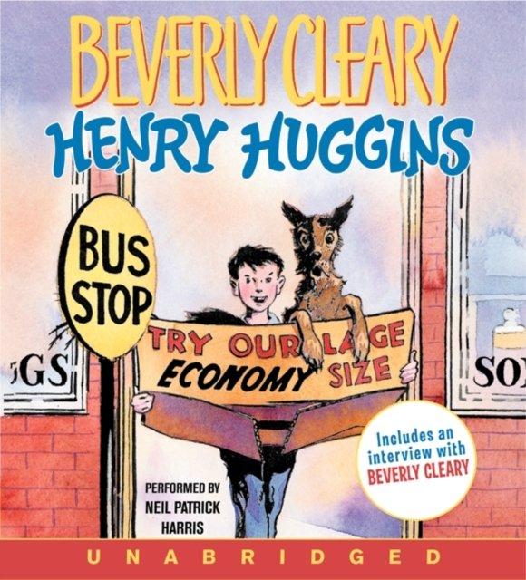 Henry Huggins - Audiobook (Książka audio MP3) do pobrania w całości w archiwum ZIP
