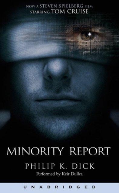 Minority Report and Other Stories - Audiobook (Książka audio MP3) do pobrania w całości w archiwum ZIP