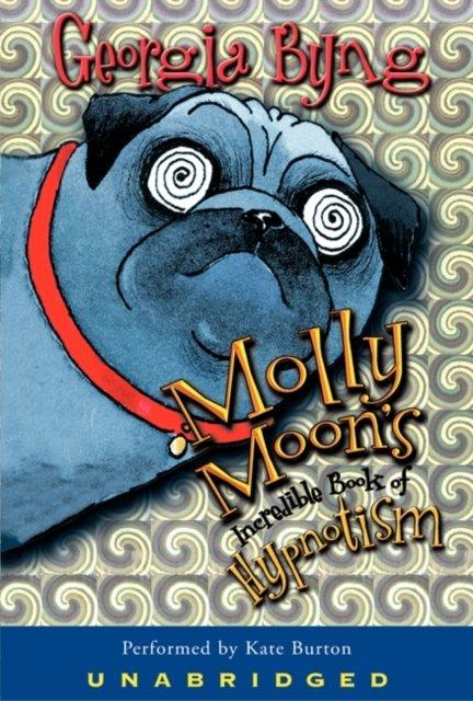 Molly Moon's Incredible Book of Hypnotism - Audiobook (Książka audio MP3) do pobrania w całości w archiwum ZIP