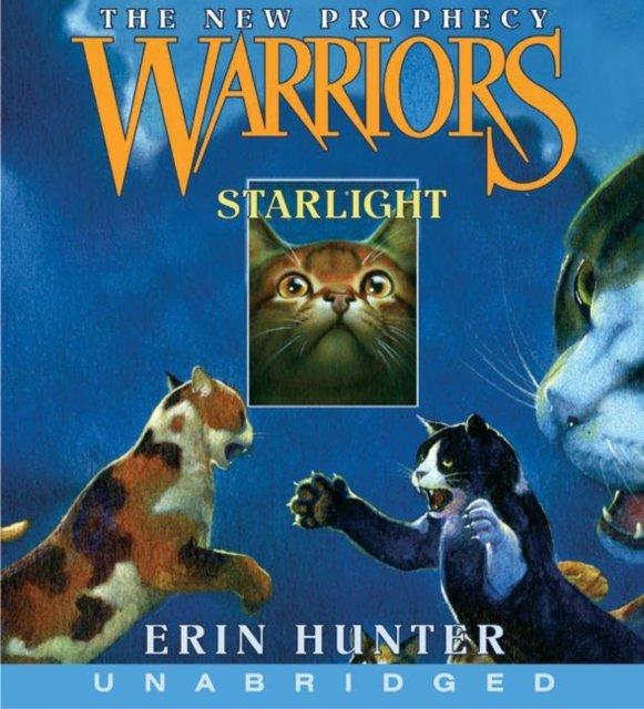 Warriors: The New Prophecy #4: Starlight - Audiobook (Książka audio MP3) do pobrania w całości w archiwum ZIP