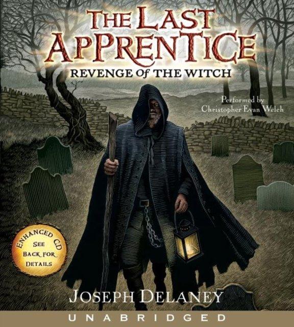Last Apprentice: Revenge of the Witch (Book 1) - Audiobook (Książka audio MP3) do pobrania w całości w archiwum ZIP
