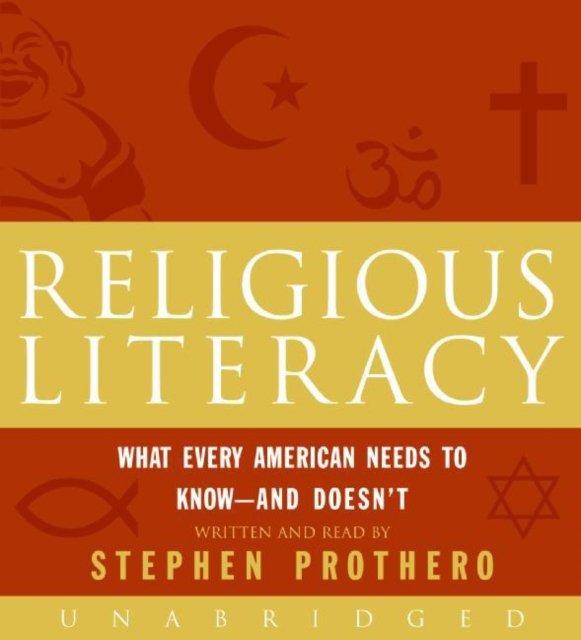 Religious Literacy - Audiobook (Książka audio MP3) do pobrania w całości w archiwum ZIP