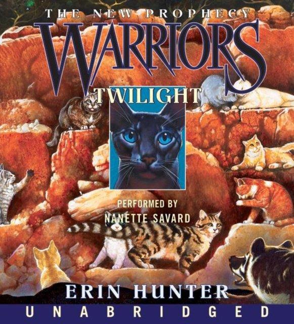 Warriors: The New Prophecy #5: Twilight - Audiobook (Książka audio MP3) do pobrania w całości w archiwum ZIP