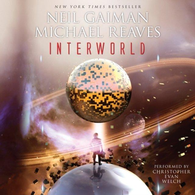 InterWorld - Audiobook (Książka audio MP3) do pobrania w całości w archiwum ZIP
