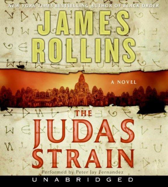 Judas Strain - Audiobook (Książka audio MP3) do pobrania w całości w archiwum ZIP