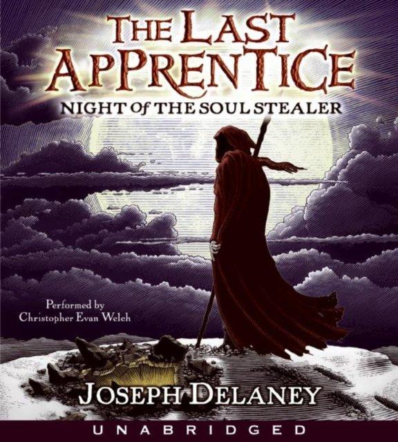 Last Apprentice: Night of the Soul Stealer (Book 3) - Audiobook (Książka audio MP3) do pobrania w całości w archiwum ZIP